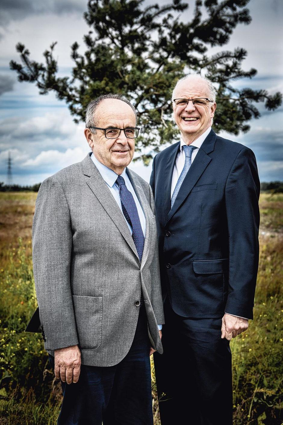 Philippe Van Troeye (Engie Electrabel) en Ronnie Belmans (EnergyVille): 'Er is nooit een coherent energiebeleid geweest'
