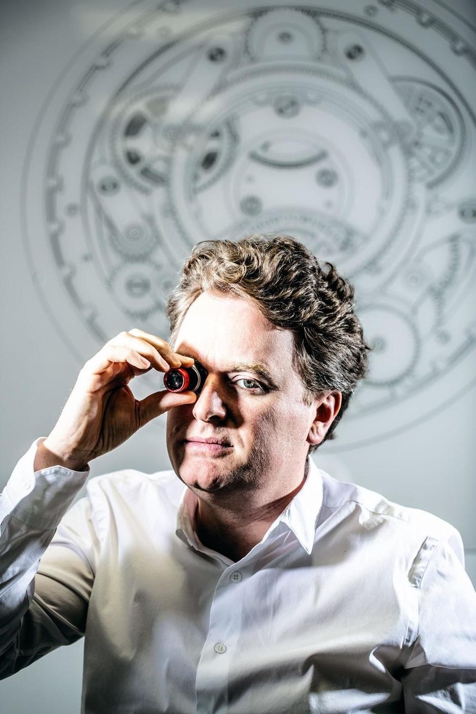 Benoît Mintiens (oprichter horlogemerk Ressence): 'Horloges zijn ecologie'