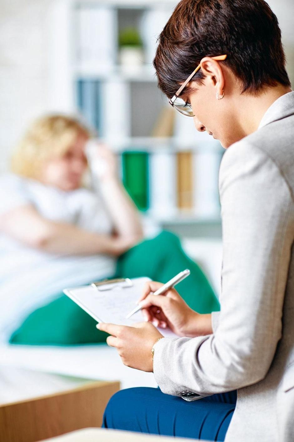 Psychische hulp bij diabetes: de ziekte achtervolgt je elk moment van de dag