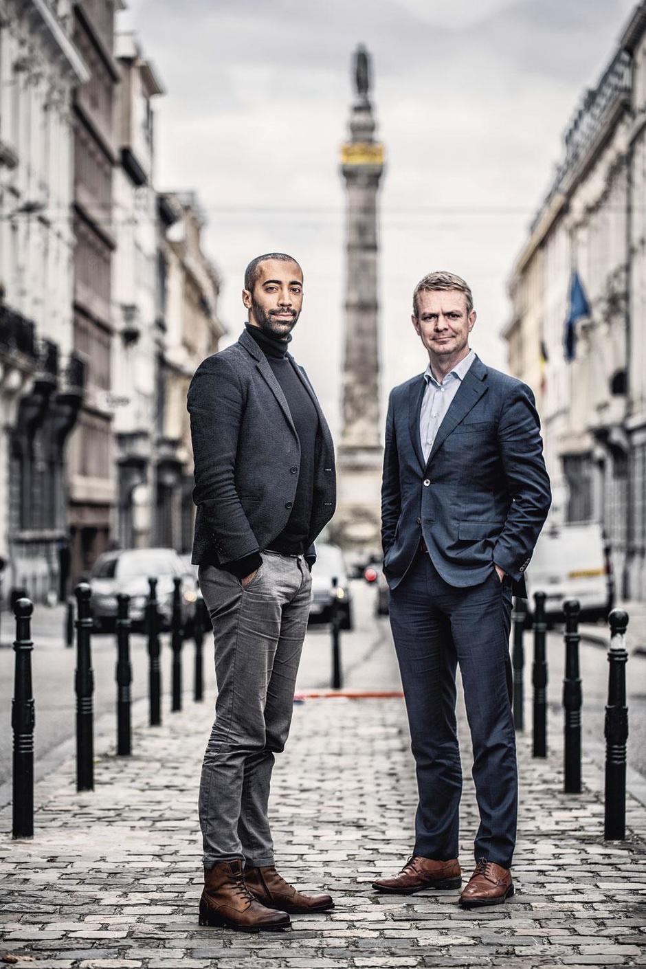 Sammy Mahdi en Hendrik Bogaert (CD&V): 'Zelfs de beste marketeer kan op Facebook niets aanvangen met ons partijprogramma'