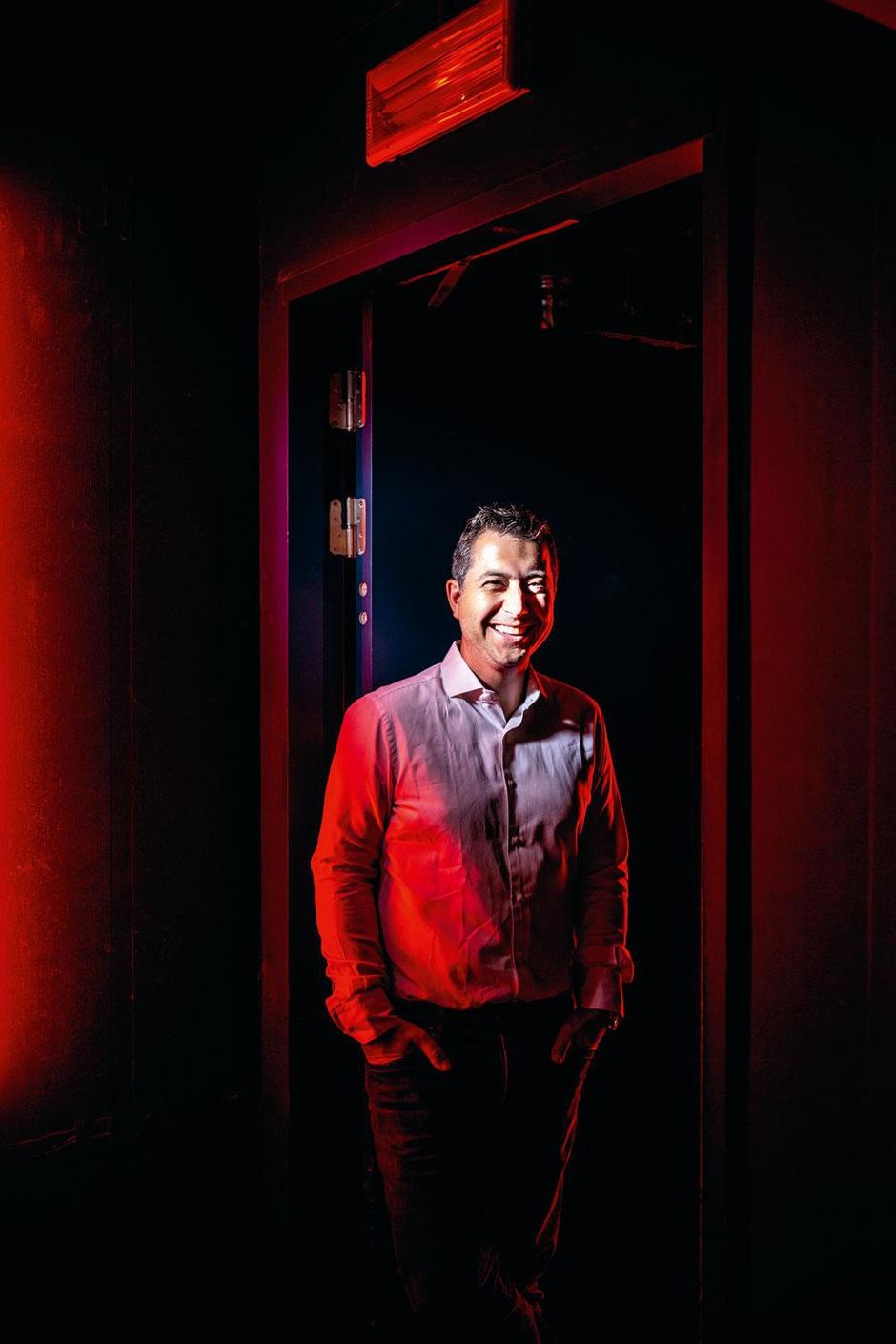 Fiets!-oprichter Hendrik Winkelmans: 'Ondernemen is soms supereenzaam'