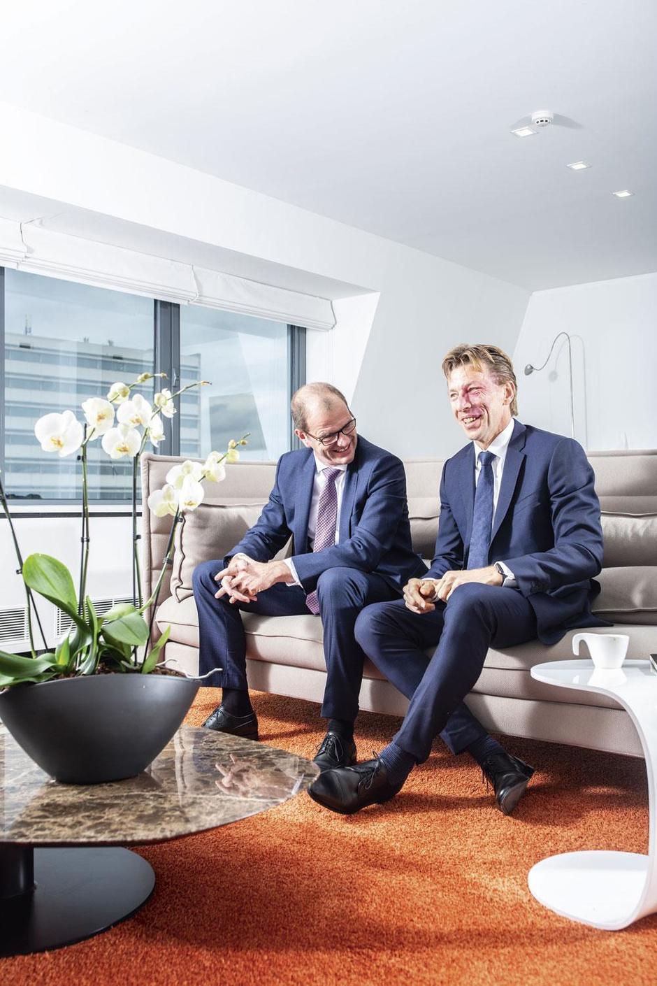 Chris Peeters en Stefan Kapferer (Elia Group) over de Europese energiemarkt: 'De elektriciteitssector is een voorloper in de decarbonisatie'