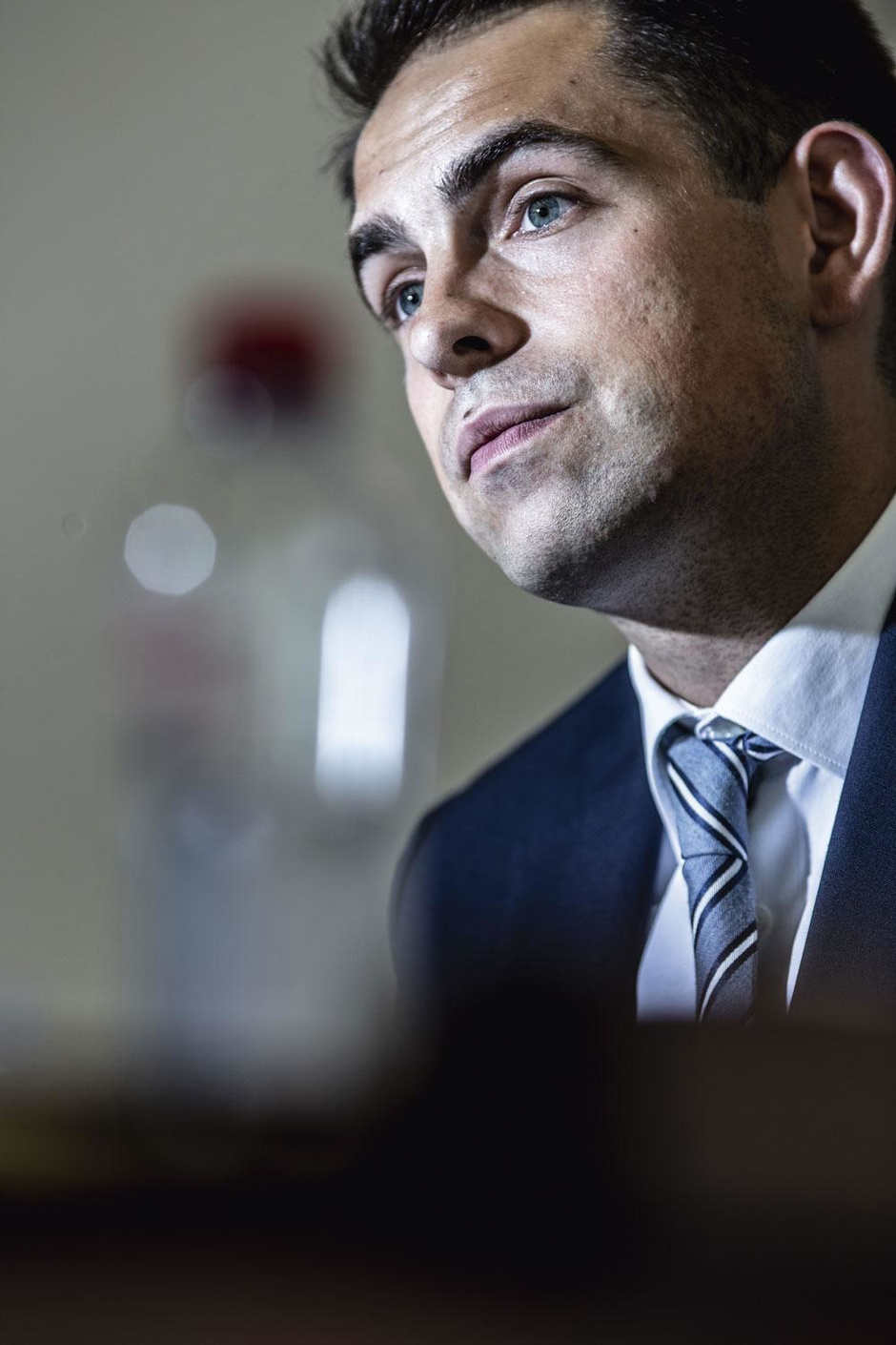 Tom Van Grieken (Vlaams Belang): 'Ons economisch programma is niet links'