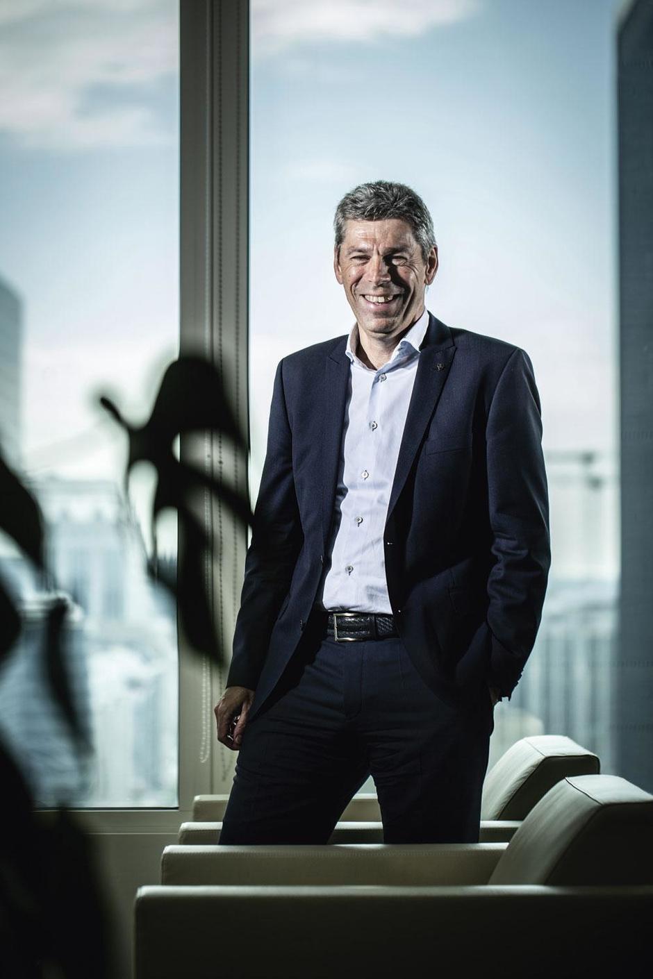 Topman Frank Vanbrabant over één jaar Fluvius: 'De fusie is een goede zaak geweest voor heel de maatschappij'