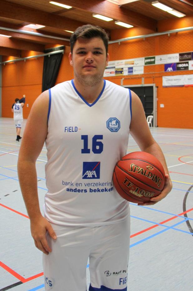 Michiel Snauwaert speelt met Wikings tegen zijn ex-club