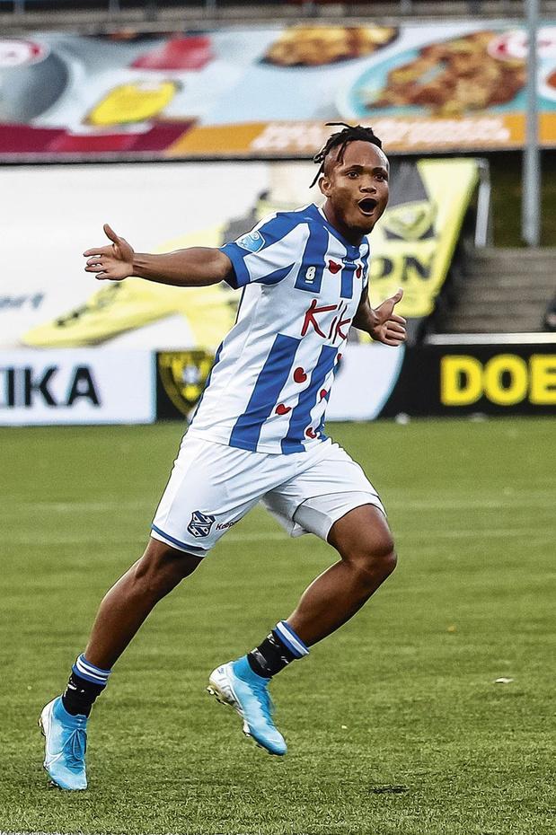 Chidera Ejuke - Club: SC Heerenveen