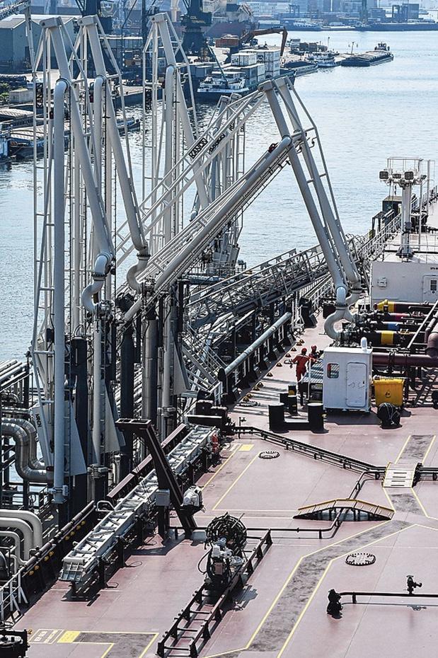 Anvers et Zeebrugge veulent fusionner