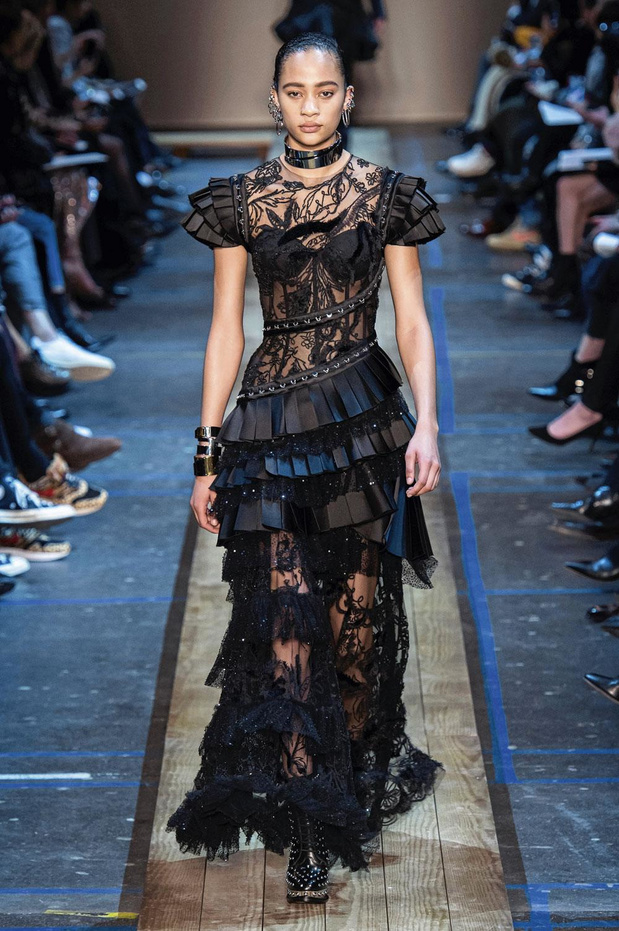 Comment adopter le style gothic chic