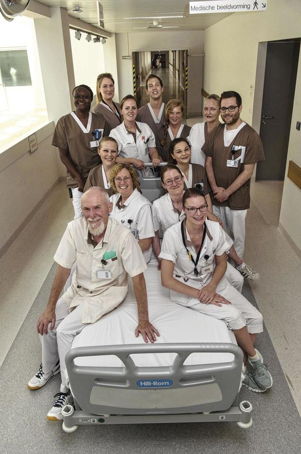 De stille motor van het ziekenhuis
