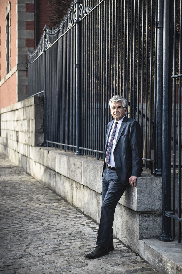 Philippe Destatte, l'historien qui observe le futur