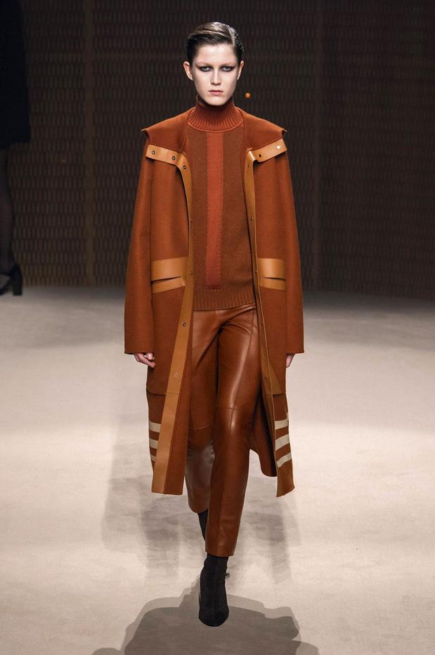 Fifty shades of brown: un vestiaire aux couleurs automnales