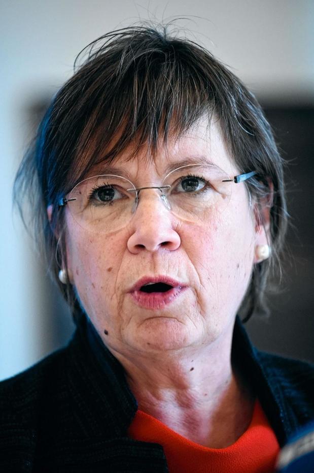 """Alda Greoli : """"Nous avons un besoin criant de modernisation des hôpitaux"""""""