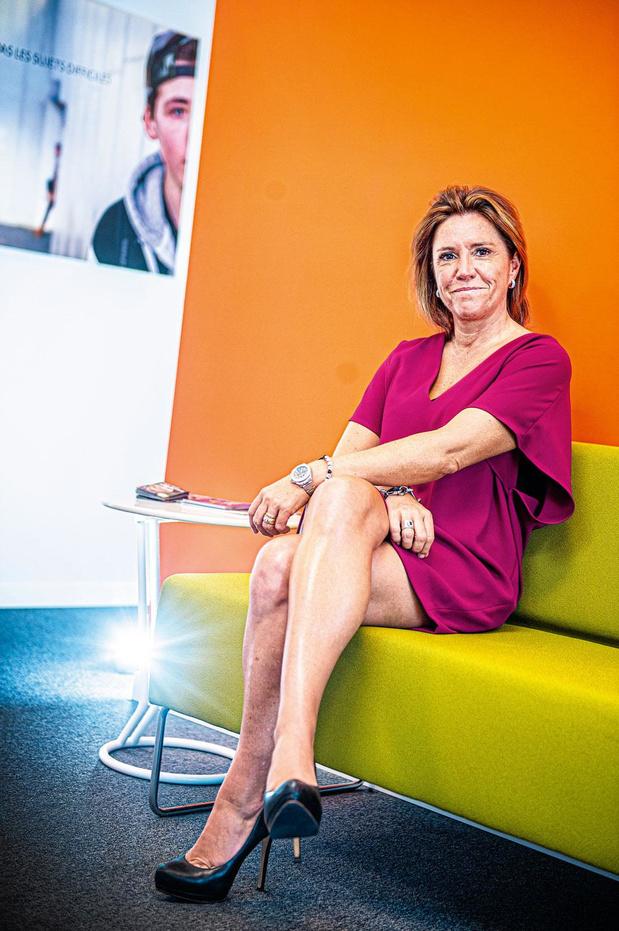 """Heidi De Pauw, directrice de Child Focus : """"Osez laisser partir votre enfant"""""""