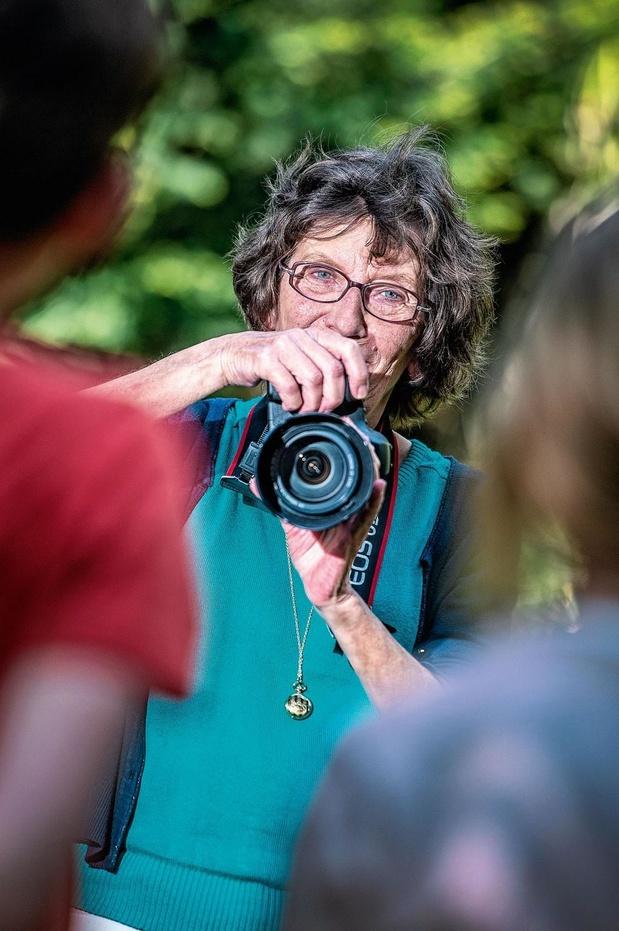 Martine De Smet is raconteur
