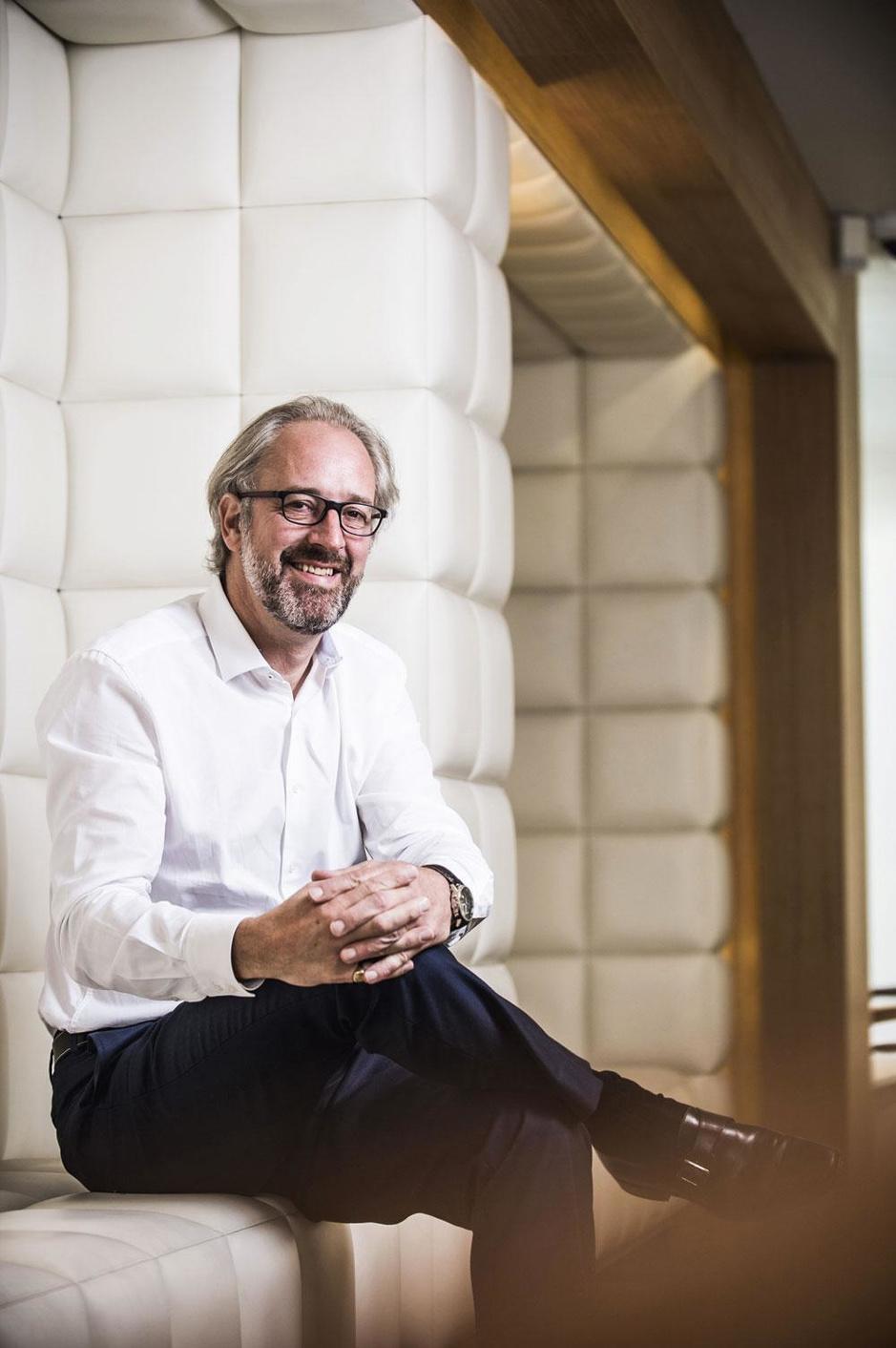 Jean de Crane (CEO Isabel) over PSD2: 'Dit is niet het iPhone-moment voor de banksector'