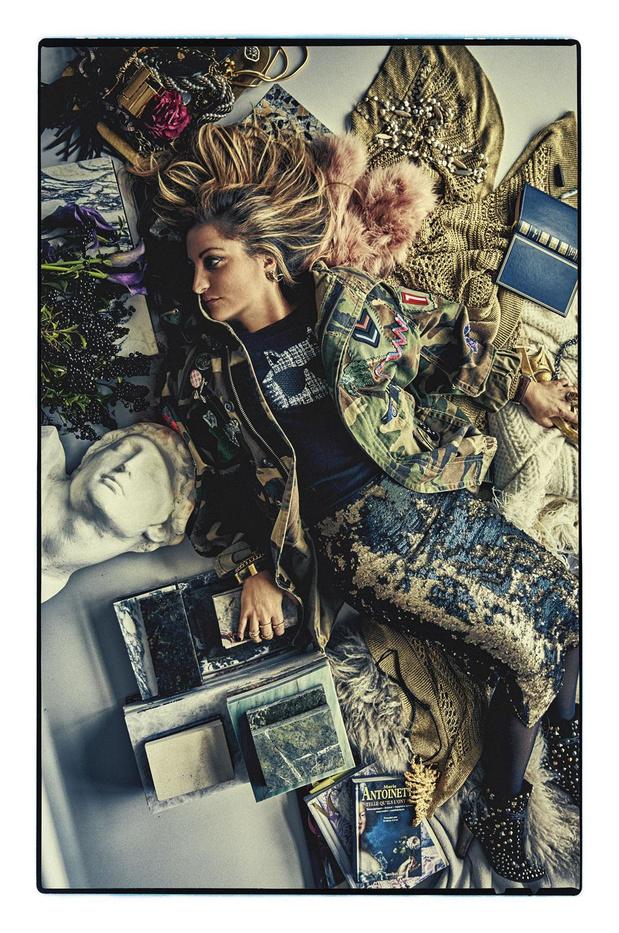 """Aline Asmar d'Amman: """"la mode n'est pas un acte futile"""""""