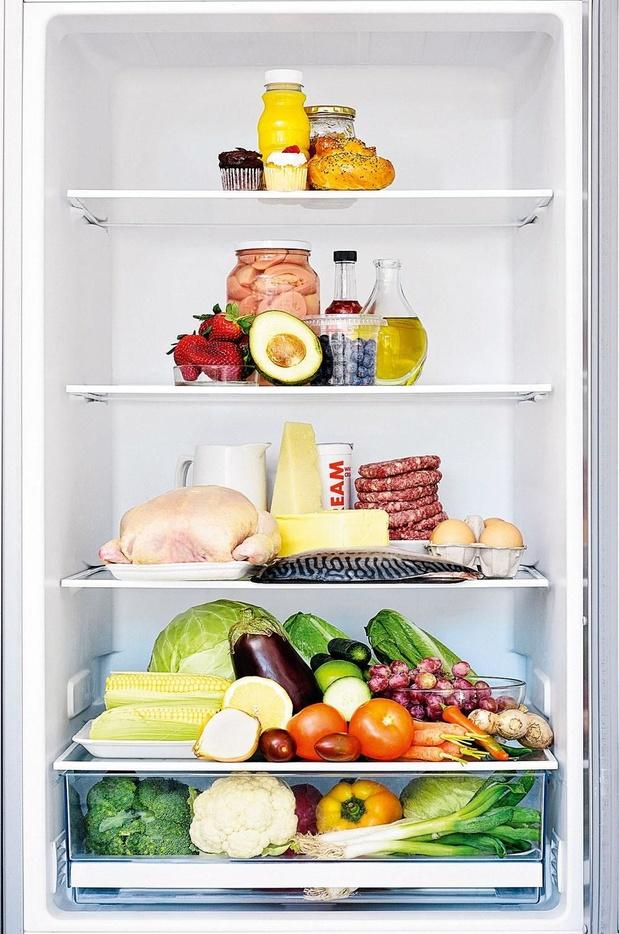 Leven zonder koelkast
