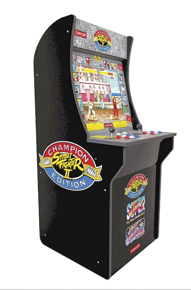 Arcade 1UP ***