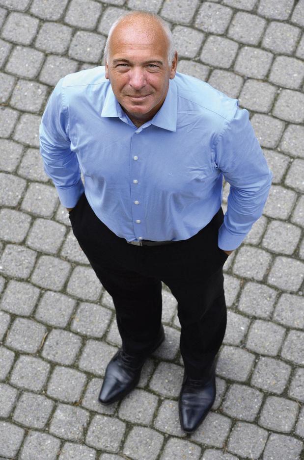 """Philippe Buelen: """"Wallonie Santé se porte bien """""""