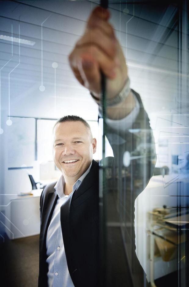 Philippe Foucart (Technord): en route vers l'industrie 4.0