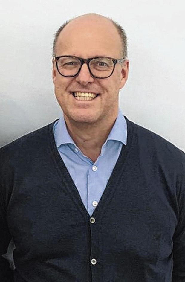 3 vragen aan Rodolphe Janssen