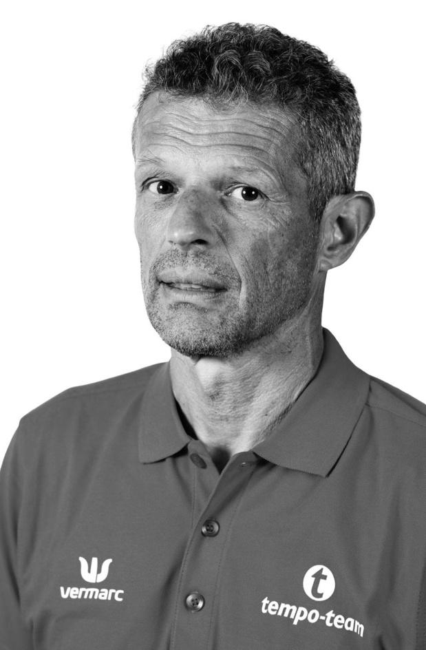 Jacques Borlée - Atletiekcoach