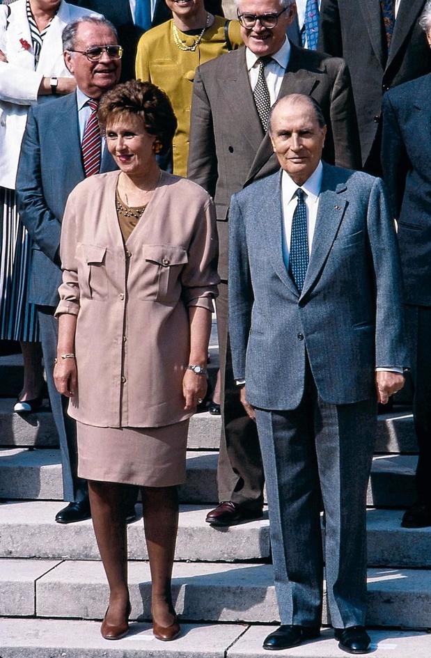 15 mai 1991: en France, Edith Cresson devient la première femme Premier ministre