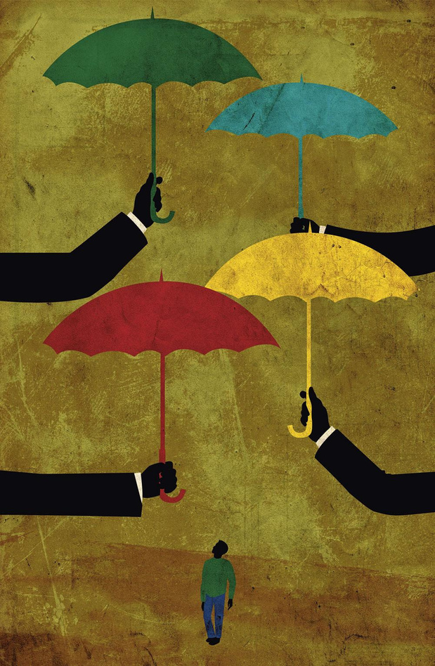 Notre dossier pensions: la branche 21 en groupe fait de la résistance