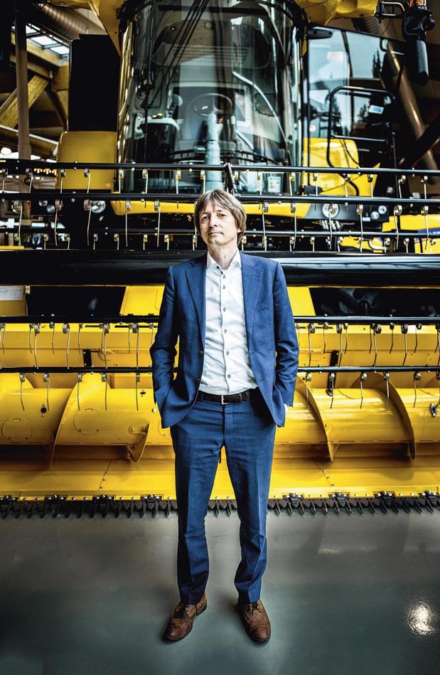 Voertuigenconcern CNH Industrial: 'Zedelgem voedt een vijfde van de wereldbevolking'