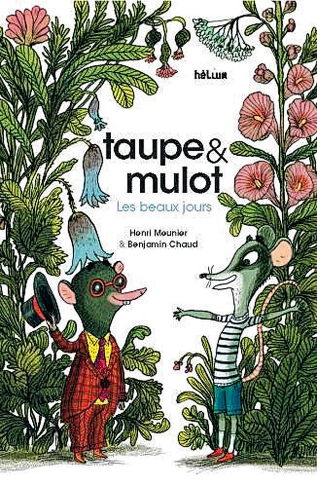 Taupe et Mulot
