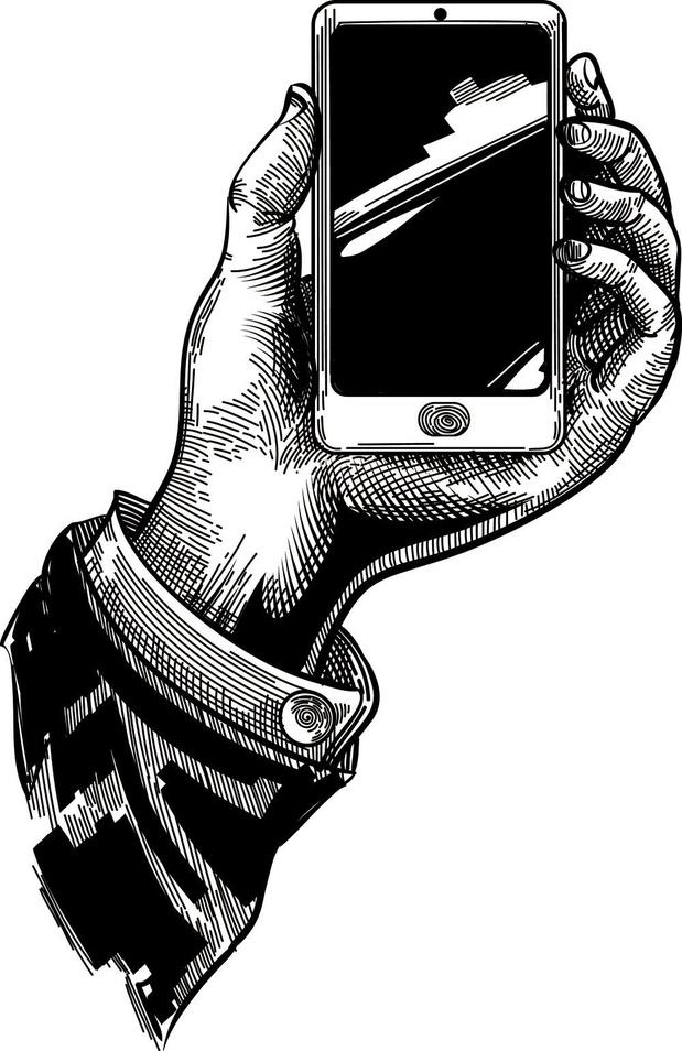 Wat je favoriete smartphoneapp over je persoonlijkheid zegt