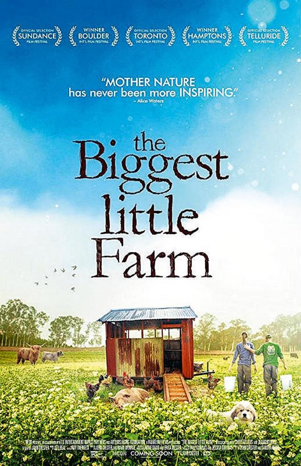 [Critique ciné] The Biggest Little Farm, terriblement démonstratif