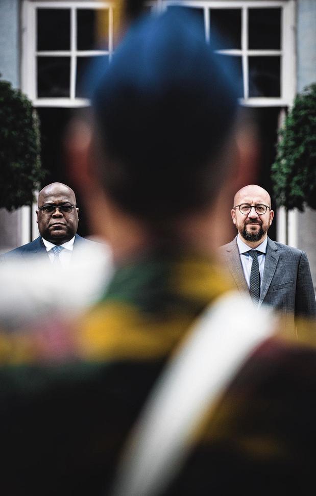 """Louis Michel : """"Au Congo, il n'y a pas d'alternative à un soutien à Félix Tshisekedi"""""""