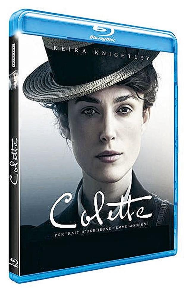 5x blu-ray Colette