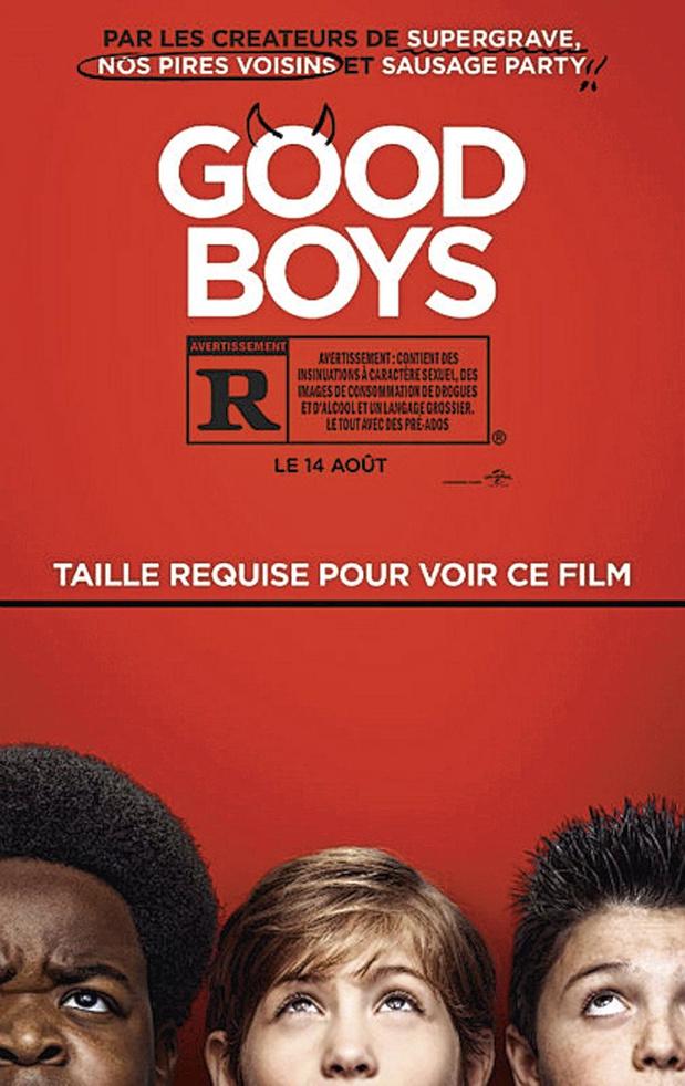 [Critique ciné] Good Boys, entre humour corrosif et innocence enfantine