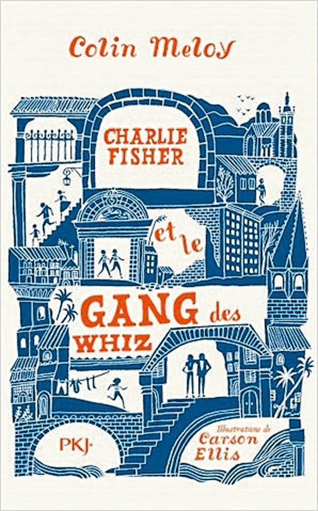 Charlie Fisher et le gang des Whizz