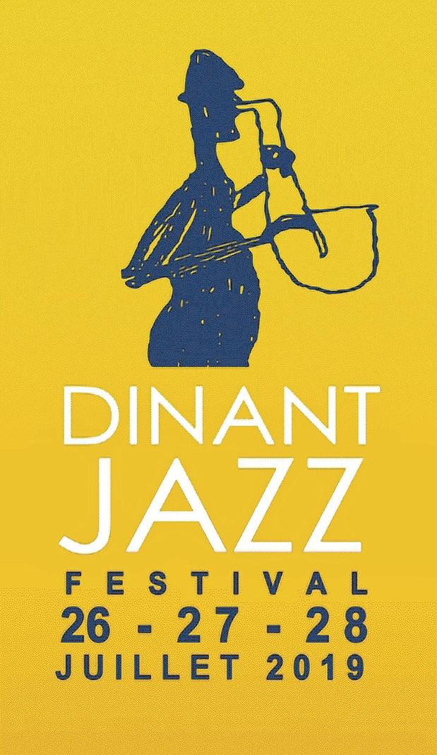 6x2 places 1 jour pour Dinant Jazz Festival