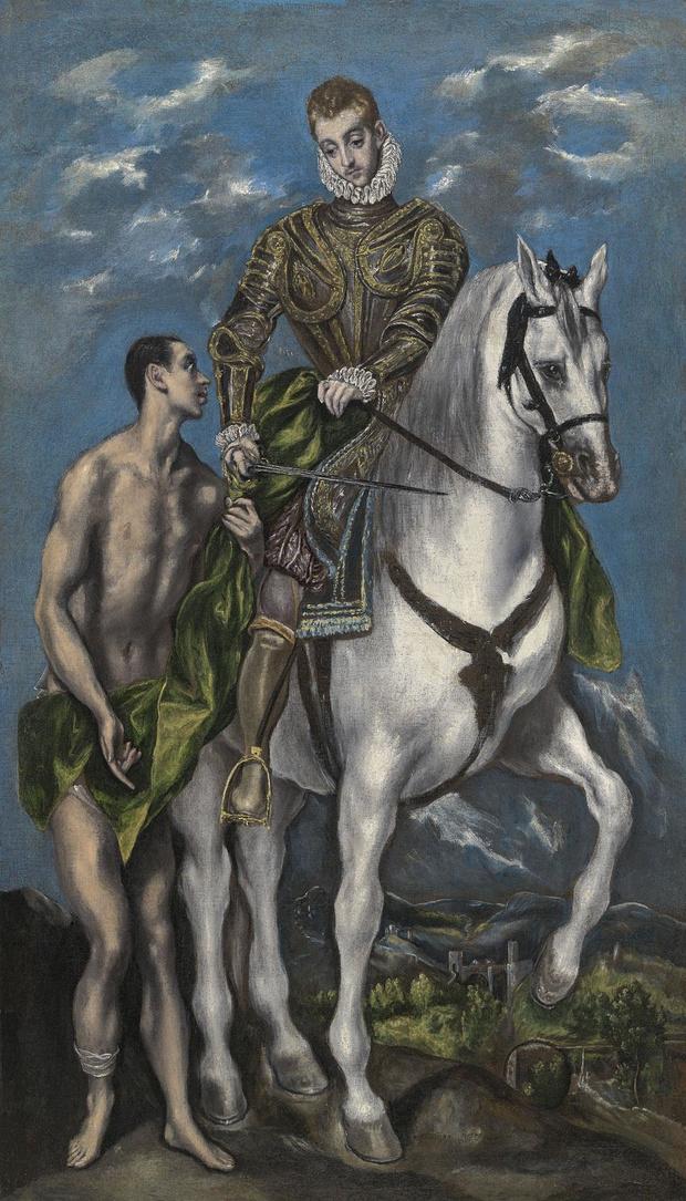 Greco zonder Prado