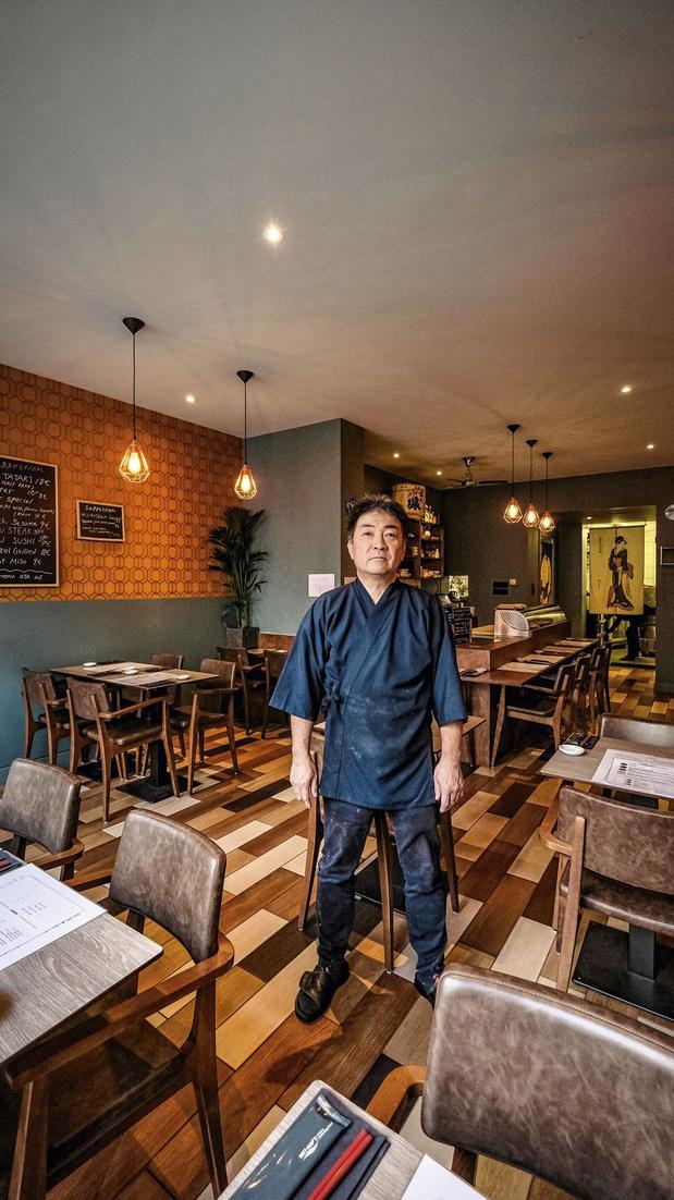 Restaurant Kato: een sober Japans eethuis op het Antwerpse Zuid