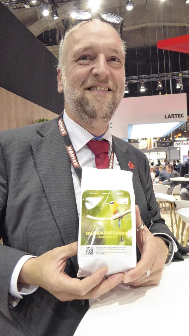 Xeikon présente la solution 'smart label'