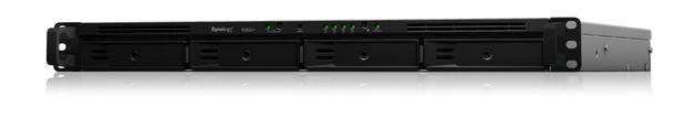 RackStation NAS geschikt voor middelgrote kantoren
