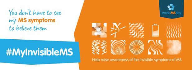 Wereld MS-Dag zet in op meer begrip voor onzichtbare symptomen