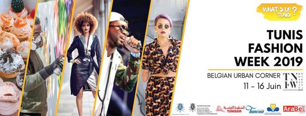 Le What's Up Brussels? Festival invité à la Fashion Week de Tunis