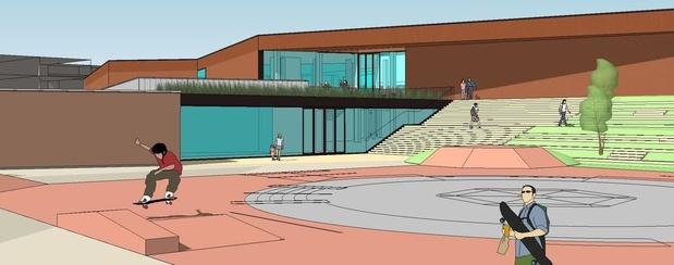 Blankenberge stelt plannen van nieuw zwembad met vier baden voor