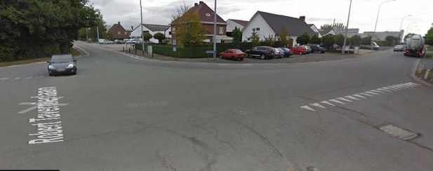 Tieltse oppositiepartij SP.A ijvert voor veiliger kruispunt Galgenveldstraat-Kanegemstraat