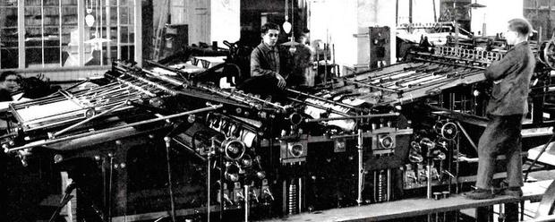 Expositie over 200 jaar Turnhoutse drukkunst