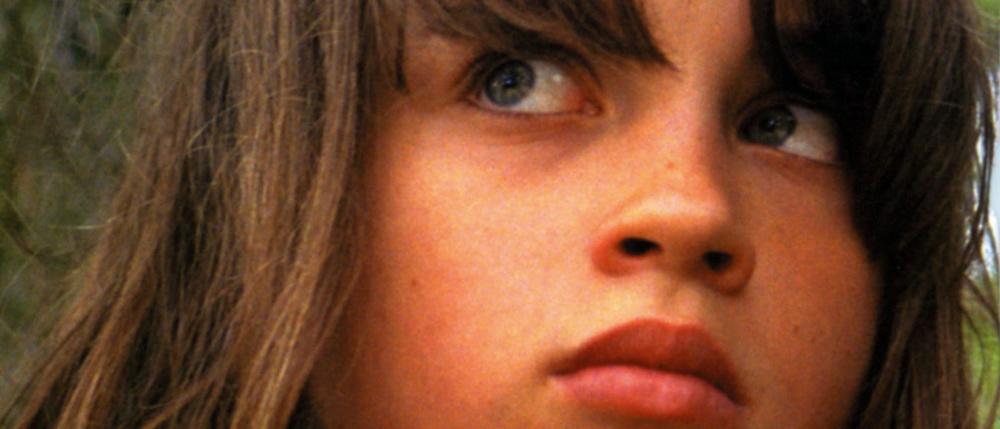 Adele Haenel dans les Diables, en 2001, Isopix