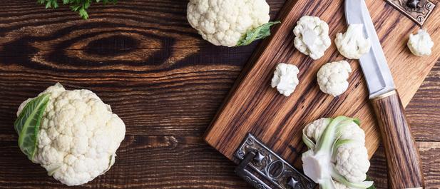 Local, sain, savoureux, bon marché: on ne résiste pas au chou-fleur (astuces et recettes)