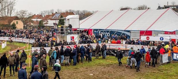 Komende twee edities van Hexia Cyclocross Gullegem live op tv