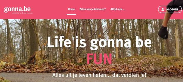 KU Leuven en Baloise lanceren gratis platform dat inkomen bij ziekte, ongeval of pensionering berekent
